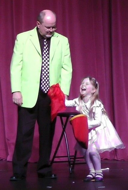 Kids WILL Laugh! Peter Mennie Comedy Magic Show